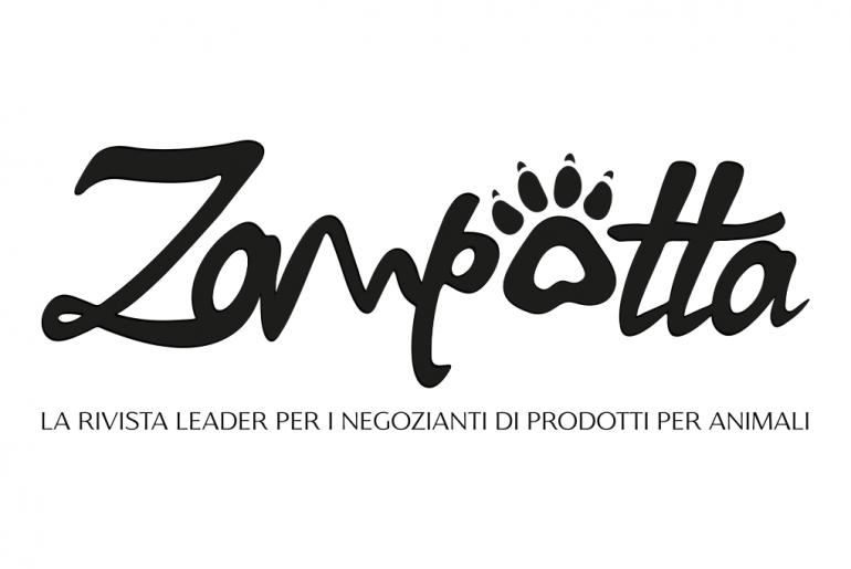 logo zampotta la rivista leader per i negozianti di prodotti per animali