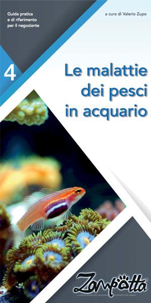 guida pesci acquario zampotta